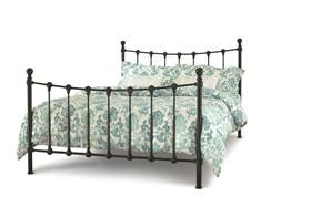 Marseilles Bed Frame / Black