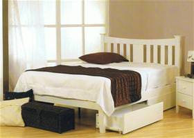 Arquette bed frame